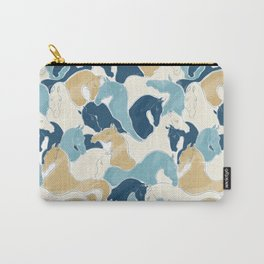 Playing Horses II Carry-All Pouch