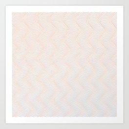 Pillow4 Art Print