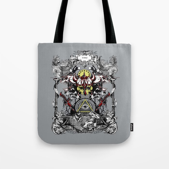 Battle Angels Tote Bag