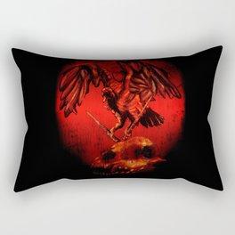 SWITCHBLADE VULTURE Rectangular Pillow