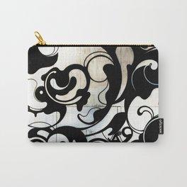 Graffiti Swirl Carry-All Pouch