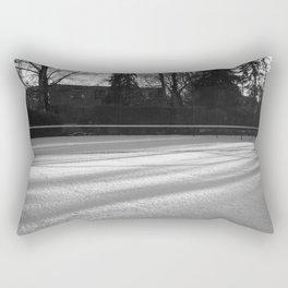 Tennis on snow 2 Rectangular Pillow