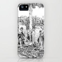 Rescued iPhone Case