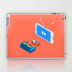 Me and my Girlfriend Laptop & iPad Skin