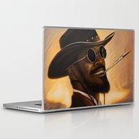 django Laptop & iPad Skins featuring Django - Our newest troll by Daniel Inskeep