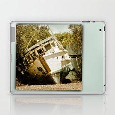 Boat in need of repair Laptop & iPad Skin