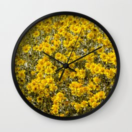 Super Bloom 7295 Paradise Joshua Tree Wall Clock