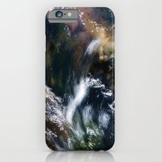 Water Flowing Over the Rocky Shallows iPhone 6s Slim Case