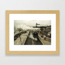 City of Wells at Ramsbottom  Framed Art Print