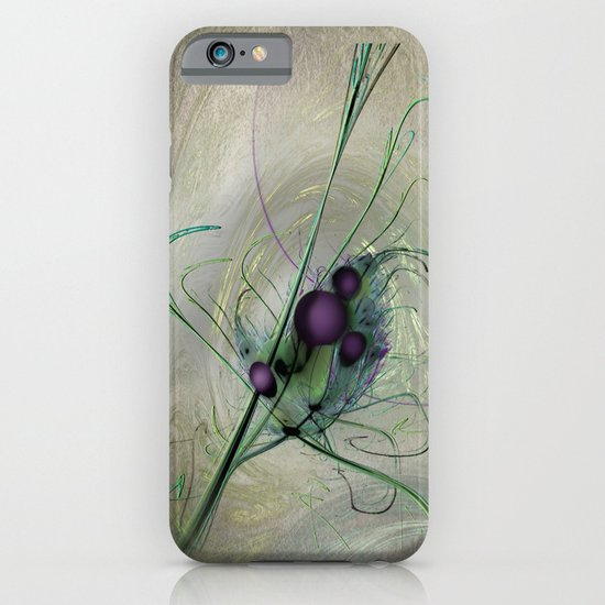 Grass Impression iPhone & iPod Case