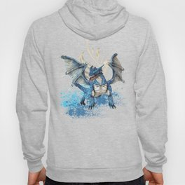 Blue Dragon Hoody