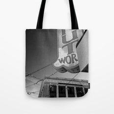 Donut World : Inner Sunset, San Francisco Tote Bag