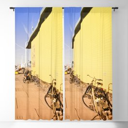 Sunny Afternoon - Solbeach Blackout Curtain