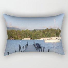 Upstate Lake George Rectangular Pillow