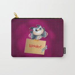 Pigwidgeon a replacement owl Carry-All Pouch