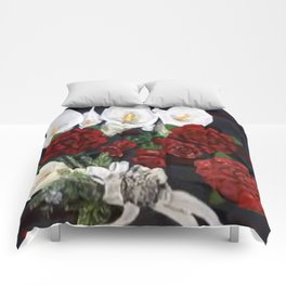 Lillies ad Roses Comforters