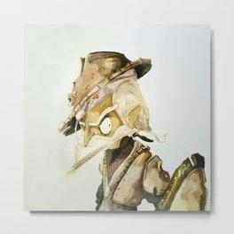 Don Quixote Metal Print
