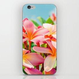 Pua Melia ke Aloha Maui iPhone Skin