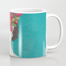 The optimist // rose tinted glasses Mug