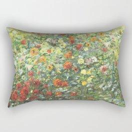 Summer Song at Argenteuil  Rectangular Pillow