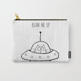 Beam Me Up Carry-All Pouch