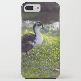 Walking Duck iPhone Case