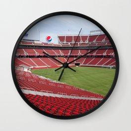 Levis Stadium Wall Clock