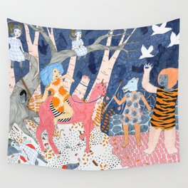 Revisionist History #2 Wall Tapestry