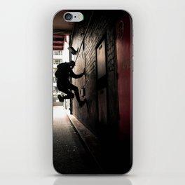 Midnight Crawler iPhone Skin