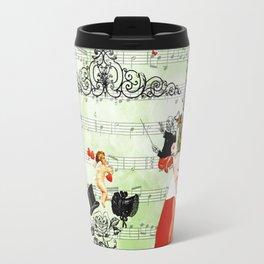 Classical music Travel Mug