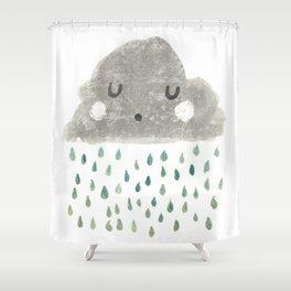 Moghrey Mie Fliaghey Shower Curtain