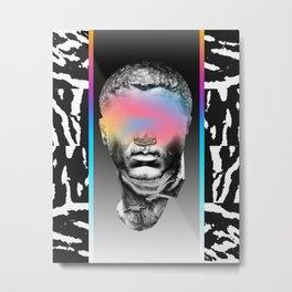 Yar Metal Print