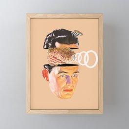 Superpower Framed Mini Art Print
