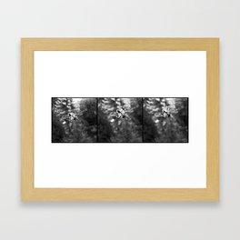 Unhealthy Couple Framed Art Print