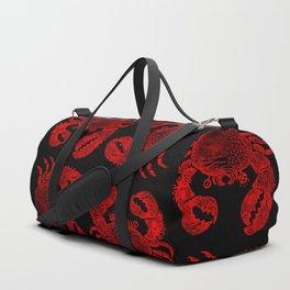 sea crab Duffle Bag