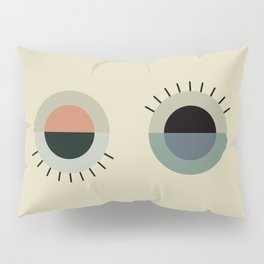 day eye night eye Pillow Sham