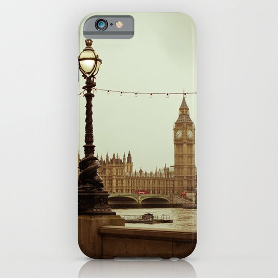 The old clock iPhone & iPod Case