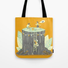 Outdoor Show Tote Bag