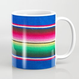 Mexican Blanket Coffee Mug