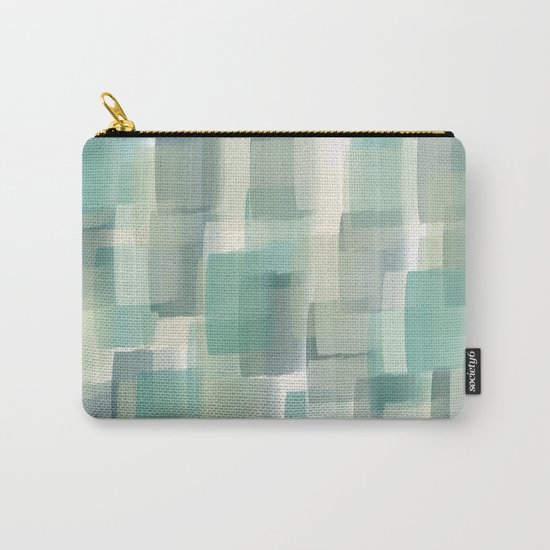 Abstract pattern 130 Carry-All Pouch