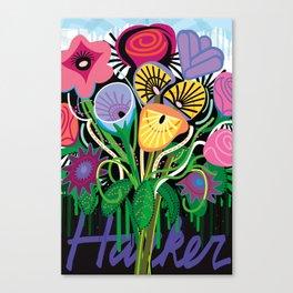 Harker Garden Canvas Print