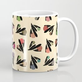 Foglie Sparse Coffee Mug