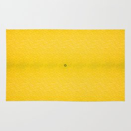 Splashy Lemon Rug
