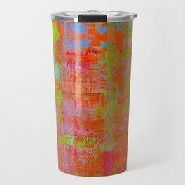 Alegria 2 - Diptych Travel Mug
