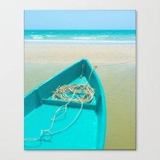 To Sea Canvas Print