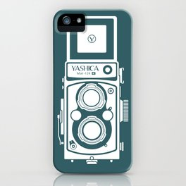 Yashica MAT 124G Camera iPhone Case