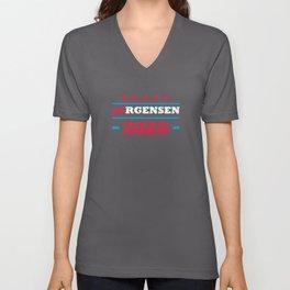 Jo Jorgensen 2020 For President Vote Shirt Unisex V-Neck