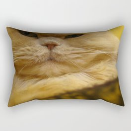 Those Eyes.. Rectangular Pillow