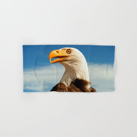 EAGLE EYED Hand & Bath Towel