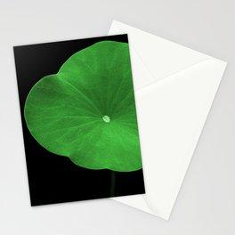 Lotus Leaf Stationery Cards